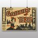 Big Box Art Gaieties of 1936 Vintage Advertisement