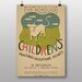 Big Box Art Childrens Art Vintage Advertisement