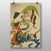 Big Box Art Hiking No.2 Vintage Advertisement