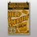 Big Box Art Help Yourself No.2 Vintage Advertisement
