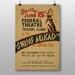Big Box Art Swing Mikado Vintage Advertisement