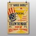 Big Box Art Follow The Parade No.2 Vintage Advertisement
