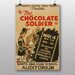 Big Box Art The Chocolate Soldier No.2 Vintage Advertisement