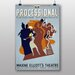 Big Box Art Processional Vintage Advertisement