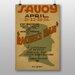 Big Box Art Rachels Man Vintage Advertisement