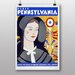 Big Box Art Pennsylvania No.3 Vintage Advertisement