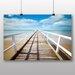 Big Box Art 'Walkway to the Ocean' Photographic Print