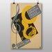 Big Box Art Music Contest Vintage Advertisement