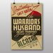 Big Box Art The Warriors Husband Vintage Advertisement