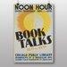 Big Box Art Book Talks Vintage Advertisement