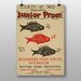 Big Box Art Junior prom Vintage Advertisement