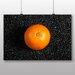 Big Box Art 'Orange' Photographic Print