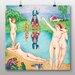 Big Box Art 'Playgrounds of Youth' by Nils von Dardel Art Print