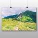 Big Box Art 'Pathway to the Mountain Ridge' Photographic Print