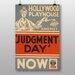Big Box Art Judgement Day No.3 Vintage Advertisement