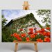 Big Box Art Poppy Flowers Photographic Print on Canvas