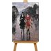 Big Box Art Two Girls by Lesser Ury Art Print on Canvas