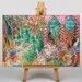 "Big Box Art ""The Tourist"" by Nils von Dardel Art Print on Canvas"