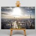 Big Box Art Paris Sunlight Photographic Print on Canvas