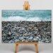 Big Box Art Pebble Beach Photographic Print on Canvas