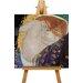 Big Box Art Danae by Gustav Klimt Art Print on Canvas
