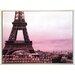 ERGO-PAUL Eiffel Tower, Paris Painting Print