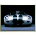 ERGO-PAUL 1961 Jaguar E-Type Coupe Rennauto Painting Print