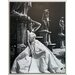 ERGO-PAUL Evening Gown, Colosseo, Roma Framed Painting Print