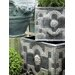 Capital Garden Products Elizabethan Square Planter