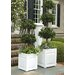Capital Garden Products Sloane Rectangular Planter