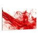Urban Designs Smoke Graphic Art Wrapped on Canvas