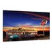 Urban Designs USA Diner Graphic Art Wrapped on Canvas