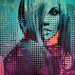 Fluorescent Palace Lucid Dream Graphic Art on Canvas