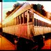 Fluorescent Palace Golden Generation Photographic Print on Canvas