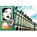 Fluorescent Palace Postcards from Paris Graphic Art on Canvas