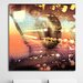 Fluorescent Palace Electronic Ladyland Graphic Art on Canvas