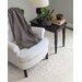 Dash & Albert Europe Petit Handmade Grey Indoor/Outdoor Area Rug