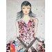 Heartelier Girl Painting Print