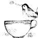 Heartelier Early Bird Painting Print