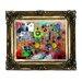Heartelier Bubbles Painting Print