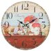 Obique Family 34cm Wall Clock
