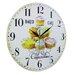 Obique 34cm Cupcakes Wall Clock