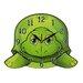 Obique Turtle Wall Clock