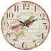 Obique 34cm Bird Wall Clock
