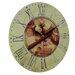 Obique 28cm RomanticWall Clock