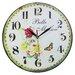 Obique 34cm Belle Maison Wall Clock