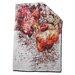 AnnabelLangrish Hens Wall Tea Towel