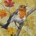 AnnabelLangrish Robin by Annabel Langrish Graphic Art