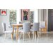 OutAndOutOriginal Dover Dining Table and 6 Chairs