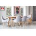 OutAndOutOriginal Victor Dining Table and 6 Chairs